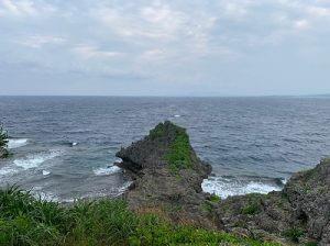 真栄田岬の海洋状況について