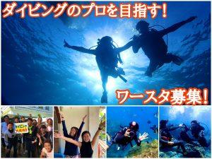 沖縄で働く求人募集の案内