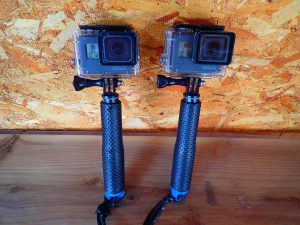 GoPro本体のカメラ画像