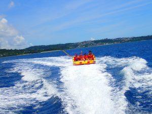 7月は沖縄で海遊びはオススメ