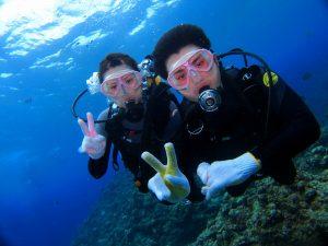 海遊びおすすめの青の洞窟ダイビング