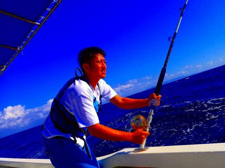【船1隻完全貸し切り】トローリングで大物狙い釣り(マグロ・カツオ・シーラ)3