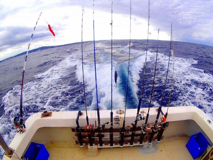 沖縄釣り 大物
