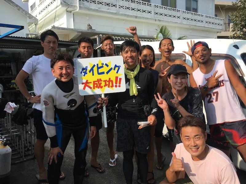 マリンレジャーハイサイドでご案内している沖縄アクティビティをご紹介いたします。